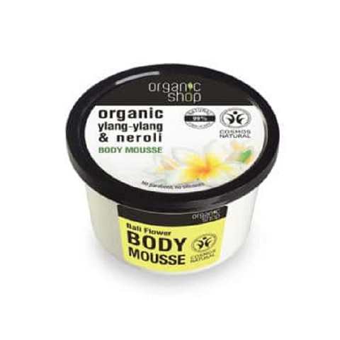 Mousse Corpo 'BALI FLOWER' - Organic Shop