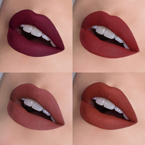 The Matte Lip Collection - Nabla