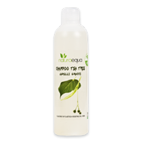 Shampoo al Tea Tree - NaturaEqua